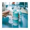 Dosificador de Leche en Polvo Suavinex Rosa