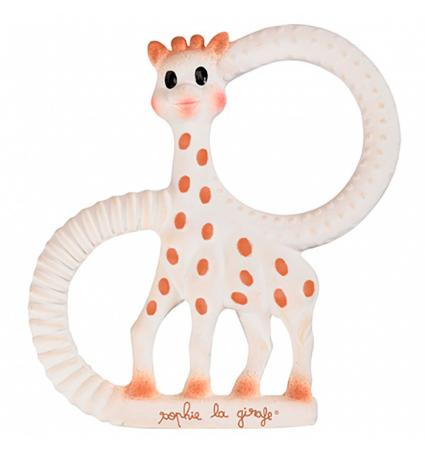 Anillo de dentición Sophie la Girafe Versión Blanda