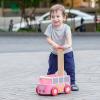 Furgo Caminador Rosa Plan Toys