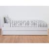 Barrera de cama Blanca 120 cm Childhome