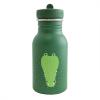 Botella Acero Trixie 350ml Cocodrilo