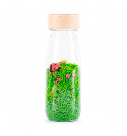 Botella sensorial Petit Boum Sound Ladybirds
