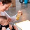 Botella sensorial Petit Boum Gold