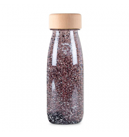Botella sensorial Petit Boum Black