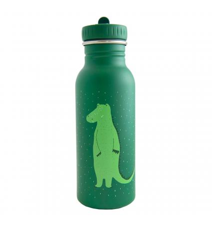 Botella Acero Trixie 500ml Cocodrilo