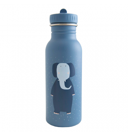 Botella Acero Trixie 500ml Elefante