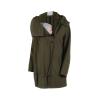 Abrigo de Porteo y Embarazo Wombat & Co Shell verde