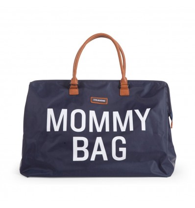 Mommy Bag Navy Childhome La Panxamama