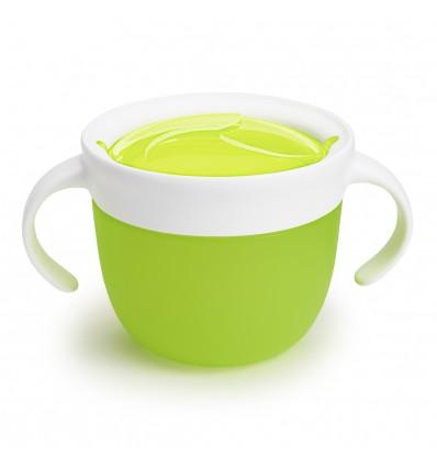 Snack Catcher Munchkin Verde