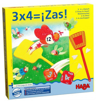 3x4 Zas! Haba