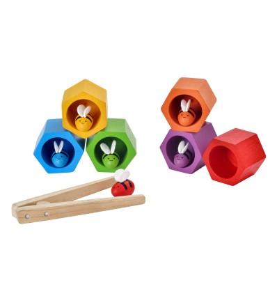 Abelles en el Rusc Plan Toys