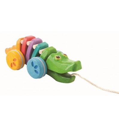 Cocodril Arc de Sant Martí Plan Toys