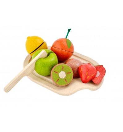 Assortit de Fruites Plan Toys