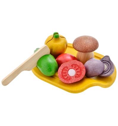 Assortit de Verdures Plan Toys