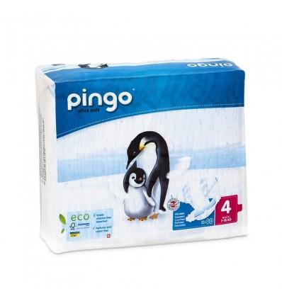 Bolquer ecològic Pingo talla 4