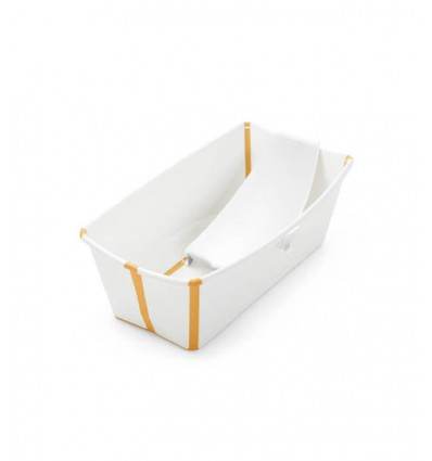 Pack Flexi Bath White Yellow