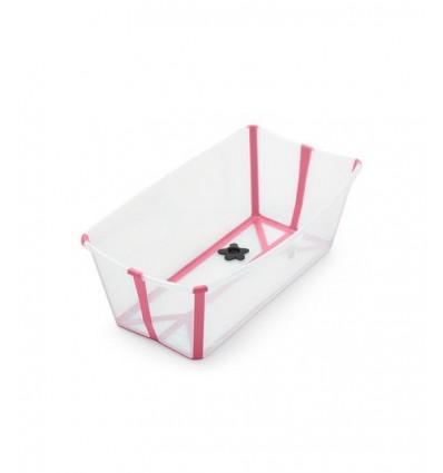 Stokke® Flexi Bath® Transparente Rosa