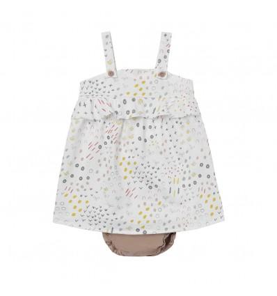 Vestido & Culotte Bloom Bloom Baby Clic