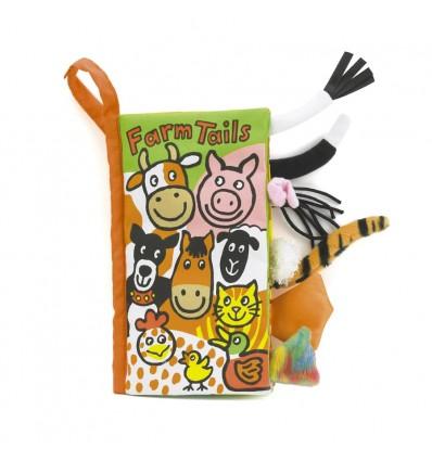 Libro Jellycat Tails Farm