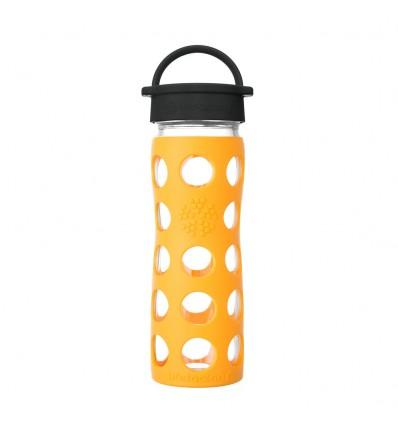 Botella de vidrio 470 ml Classic Cap Lifefactory