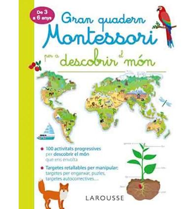 Gran Quadern Montessori per a Descobrir el Món