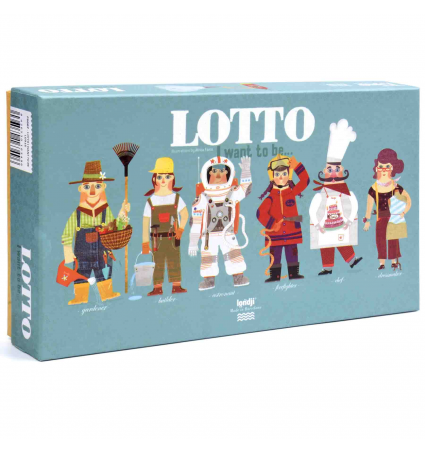 I Want To Be Lotto Londji la Panxamama