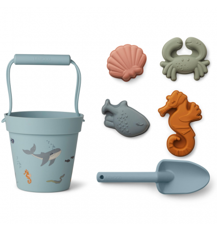 Set de playa infantil Sea Mar Liewood la Panxamama